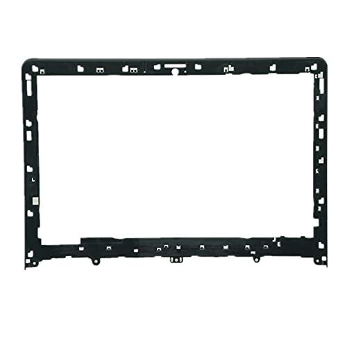 fqparts LCD portátil contraportada embellecedor Frontal para Lenovo ideapad Yoga 300-11IBR 300-11IBY Color Negro