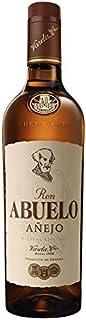 Ron Abuelo Añejo de 70 cl - Elaborado en Panama - Varela Hermanos S.A. (Pack de 1 botella)