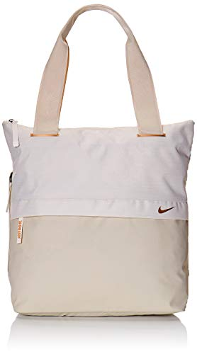 Nike Damen W NK Radiate Tote Gym Bag, Phantom/Desert Sand/(Phantom), MISC