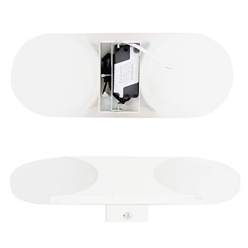 Simple Wall Lamp, AC85-265V with Aluminum and Acrylic 8W 29 x 11 x 4.5cm for Hallway Living Room