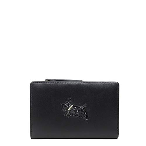 Radley Heritage Dog Glitter Medium Bifold Purse