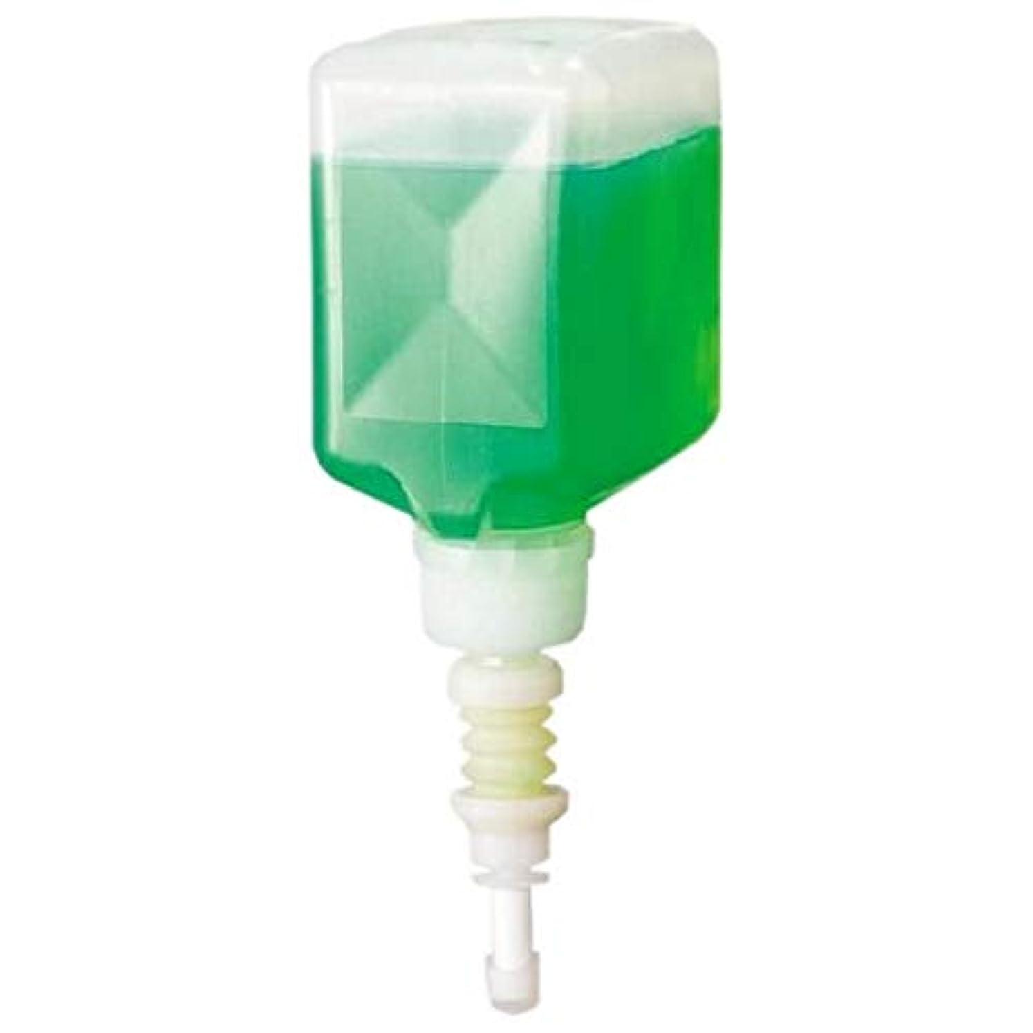 溶かす小説砲兵スタイルデコ シャボネット石けん液Fデコ専用薬液 緑色
