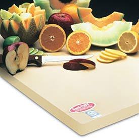 "Notrax Sani-Tuff Premium Rubber Cutting Board, Professional Grade 15"" X 20"""