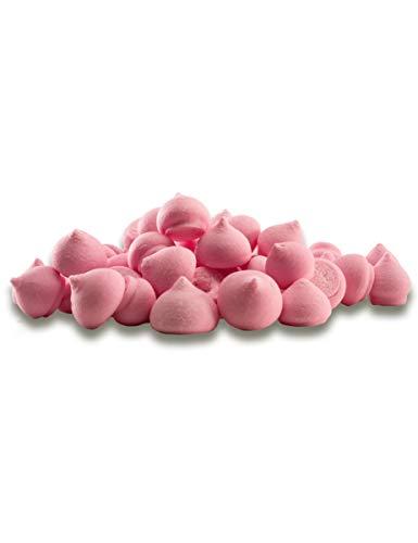 Confezione Meringhette di Zucchero Rosa 90 gr