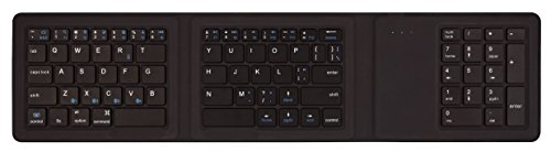 Kanex K166-1128-NUM tastiera Bluetooth QWERTY Inglese Nero