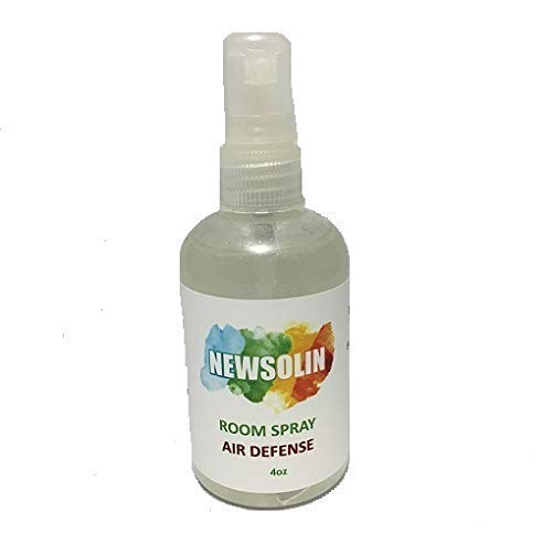 Natural Room Spray Containing Essential Oils, Air Defense Essential Oil Blend, 4 ounces