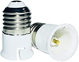 Ampoule Prise Convertisseur Titulaire Adaptateur Baïonnette Ampoule Adaptateur-B22 à E14