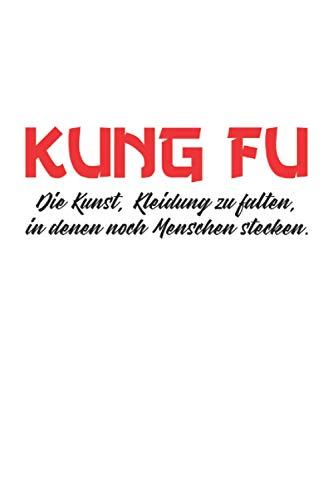 Karate die Kunst Kleidung zu falten Kung...