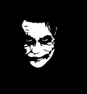 KEEN The Joker Vinyl Decal Sticker|Walls Cars Trucks Vans Laptops|White|5.5 in|KCD731