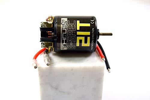 Absima 2310076 2310076-Absima 1:10 Elektro Motor Thrust B-SPEC 21 Turn FÜR RC Autos, Mehrfarbig