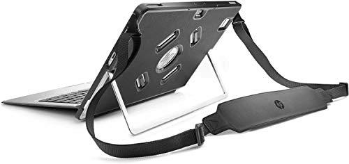 HP 1012 G2 Schutzhülle für Tablet (Housse, HP, Elite x2 1012 G2, 317 g, Schwarz/silberfarben