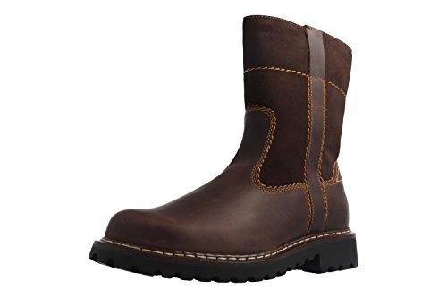 Josef Seibel Herren Chance Combat Boots, Braun (Moro 330), 47
