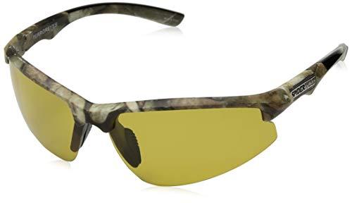 SpiderWire Terror Eyes Sunglasses Matte Camo/Amber, L/XL