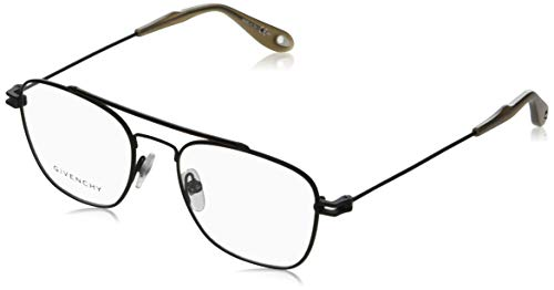 Eyeglasses Givenchy 0053 0003 Matte Black / 00 Demo Lens