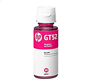 HP GT52 Magenta Original Ink Bottle - M0H55AE