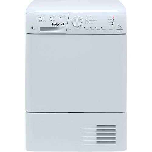 Hotpoint TCHL870BP Freestanding B Rated Condenser Tumble...