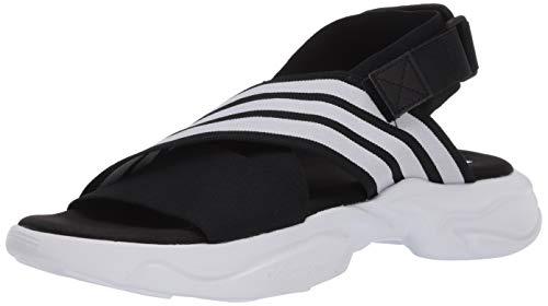 adidas Originals Magmur Sandalias para mujer, negro (Núcleo Negro/Ftwr Blanco/Ftwr Blanco), 36 EU ⭐