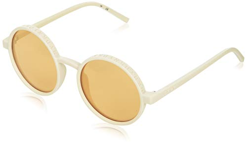 DONNA KARAN EYEWAR DK519S Gafas de sol, Chalk, 53 MM, 20 MM, 135 MM para Mujer