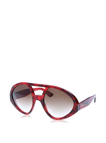 Valentino Sonnenbrille V708S 56 (56 mm) rot