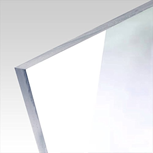 3mm Acrylglas Platte 50x50 cm Spiegel Acryl