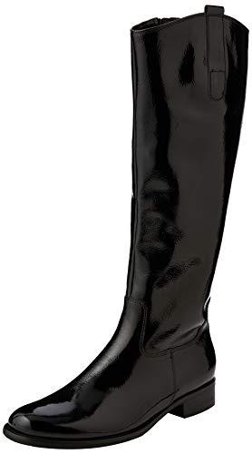 Gabor Shoes Damen Fashion Hohe Stiefel, Schwarz (Schwarz 97), 40 EU