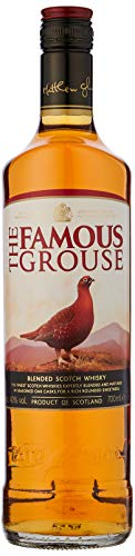 The Famous Grouse Blended Scotch Whisky, 70 cl