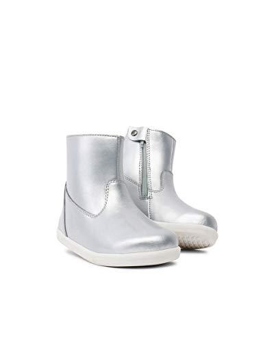 IW Paddington Waterproof Boot Silver is een leren laars, voering van merinowol, waterdicht membraan binnenin, flexibele en duurzame zool, ritssluiting. Ademend.