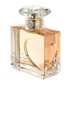 Yves Rocher QUELQUES NOTES D'AMOUR Eau de Parfum, sinnlich romantisches Parfum, mit Rose & Hölzern, Geschenk-Idee, 1 x Zerstäuber 50 ml