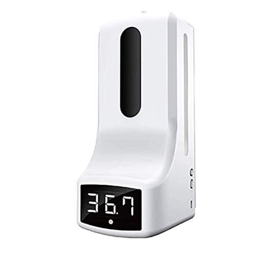 ZJM Berührungslose Infrarot-Temperaturpistole, automatische Induktion Desinfektion Maschine, Quick Test Forehead Körpertemperaturmessgerät für die Gemeinschafts Firma Einkaufs