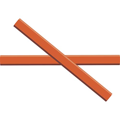GRAPHITE Carpenter Pencils #2 Pencil Lead |...
