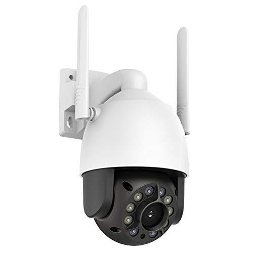 XYY Vigilancia Video 1080P WiFi Camhi 2MP Cámara IP Domo Al Aire Libre Audio De Dos Vías De Seguridad CCTV Inalámbrica A Prueba De Agua De Pan/Tilt,4G