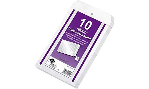 Preisvergleich Produktbild MAILmedia 412130 Luftpolster-Versandtaschen,  Typ C13,  weiß,  10 g