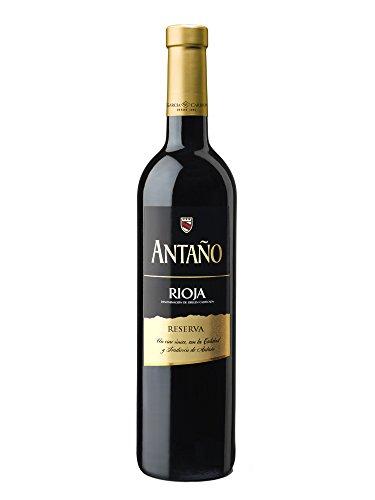 Antaño Reserva - Vino Tinto D.O. Rioja - 1 botella x 750 ml