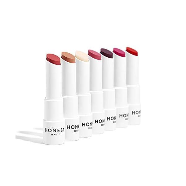Beauty Shopping Honest Beauty Tinted Lip Balm, Blood Orange | Vegan | 6+ Hours Of Moisture | Paraben