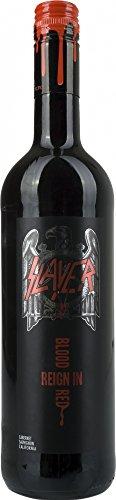 Slayer REIGN IN BLOOD RED Cabernet Sauvignon 2016 13% Vol. 0,75 l