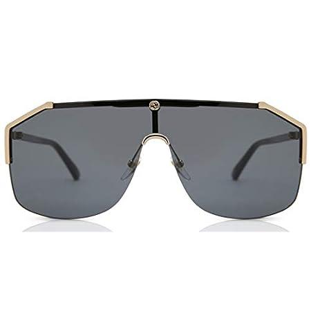 Fashion Shopping Gucci gg0291s 100% Authentic MenÃ'â€s Sunglasses Gold 001, 99-0-140