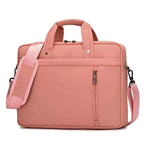 BOTRE Funda para portátil de 17 a 17,3 pulgadas, bolso de mano, bolso de hombro, maletín resistente al agua