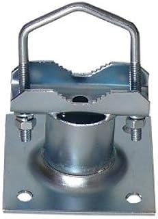 A.S SAT 46302/Abrazadera de Tubo para Brazo con 1/Dientes Abrazadera galvanizado
