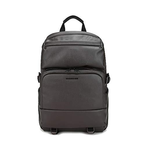 MANDARINA DUCK SIGNATURE S9T0108L Men's Casual Back Pack School Bag 15'Laptop Backpack Polyurethane Material