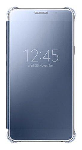Samsung Clear View Cover für Galaxy A5 (2016), Blau (Navy blue)