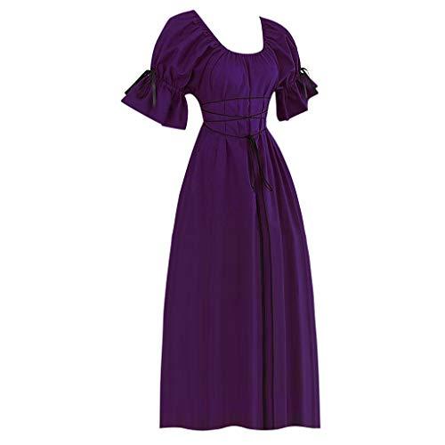 Shinehua dames middeleeuwse jurk kostuum vintage middeleeuwse kleding Victoriaanse koningin jurken Renaissance Party Maxikleding Gothic Princessinkjurk kostuum voor carnaval