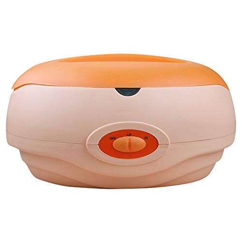 IPSUMOO Baño Calentador de cera Parafina profesional para masaje para manos, pies y codos, Calentamiento Rápido y Seguro
