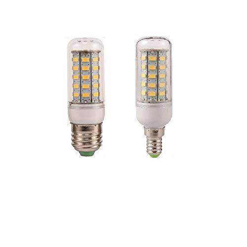 Led-Glühbirneweiß 220V Smd5730 15W Led Birnen Lampe Glühlampen Lampada Led Diodenlampen Energiesparende Lichter Für Haus E27 E14 2Pcs E14