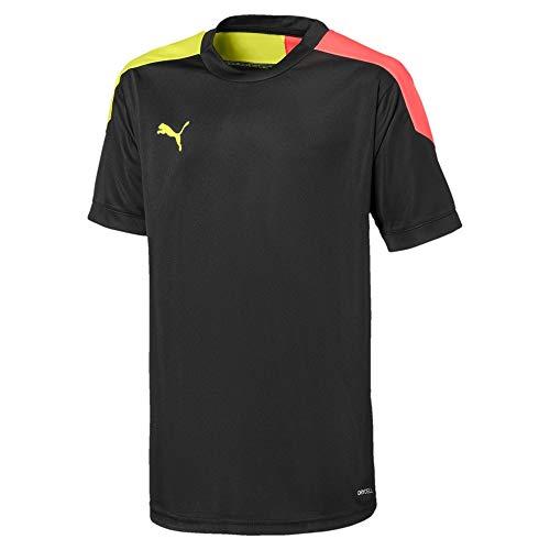 PUMA Ftblnxt Shirt Jr Camiseta, Niños, nrgy Peach-Fizzy Yellow, 176