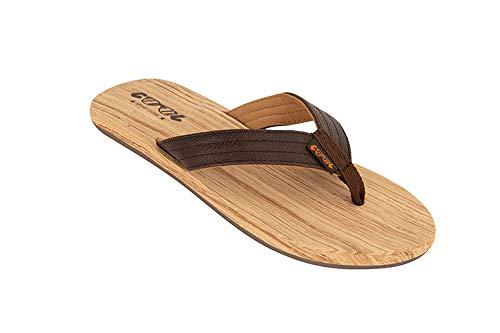 Cool shoe DONY, Chanclas Hombre, Madera, 41.5 EU