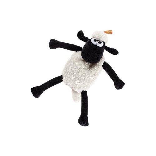 Fashy 6338 Shaun das Schaf Wärmekissen mit Rapssamenfüllung