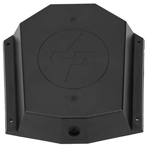 Tomanbery Caja de batería separada para Longboard Práctica Durable Fácil de Instalar...