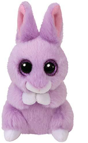 TY ty36873 Beanie Boo' S Schlüsselanhänger April Das Kaninchen, lila
