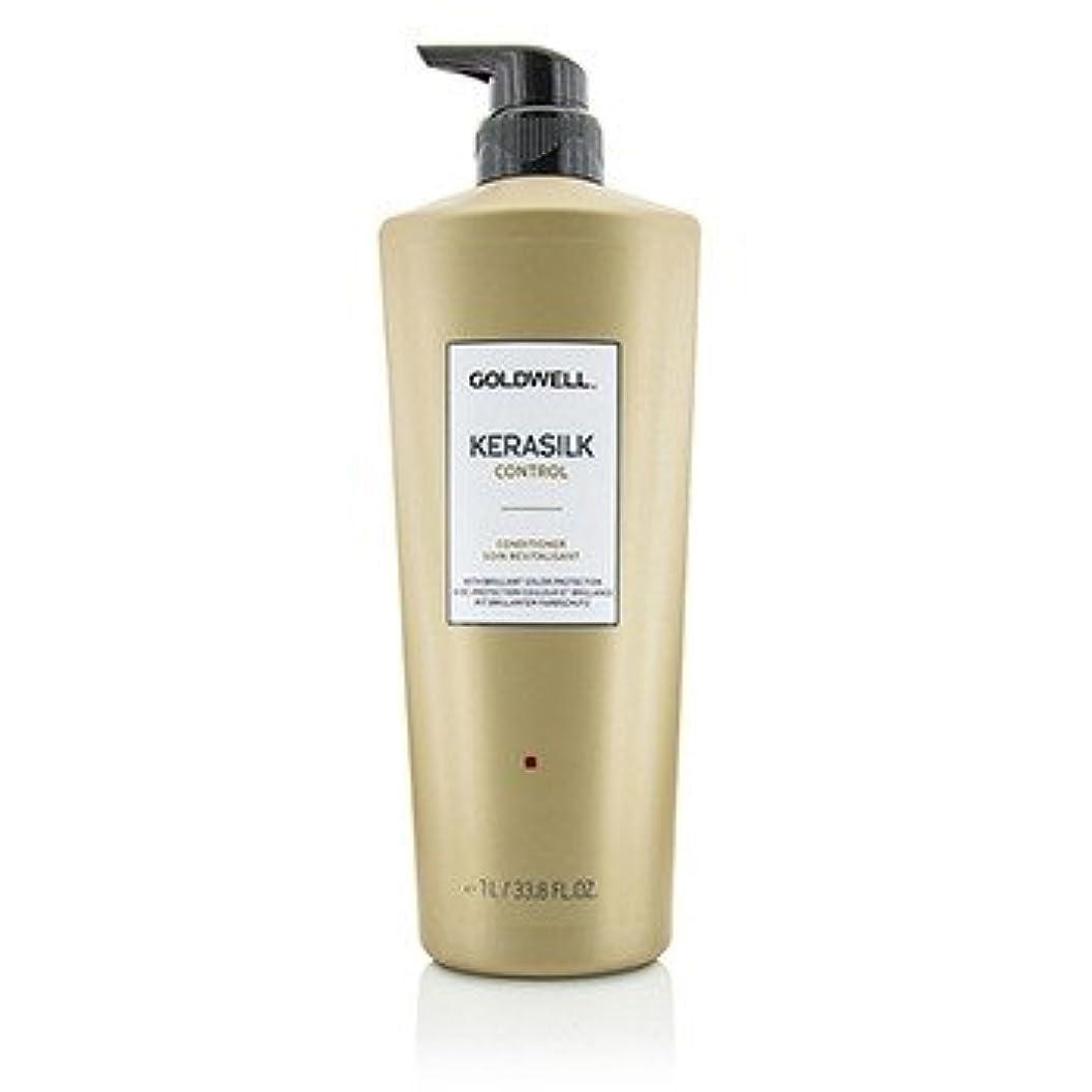 軌道泣くマラウイ[Goldwell] Kerasilk Control Conditioner (For Unmanageable Unruly and Frizzy Hair) 200ml/6.7oz