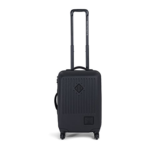 Maleta rígida Herschel Trade Luggage Small - Equipaje de mano (Black)
